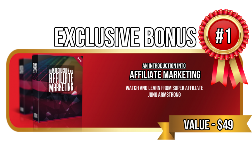 introduction into affiliate marketing