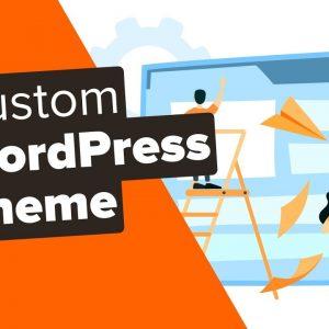 guide to custom wordpress themes