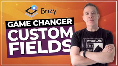 AWESOME! Brizy Page Builder | All New Custom Fields in Brizy Cloud (Beta)
