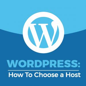 5 simple steps to choose wordpress hosting