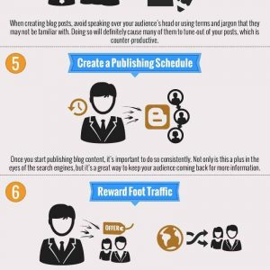 10 tips for effective blogging