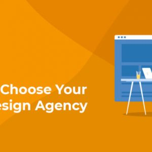 how to select the perfect web design agency for your website project