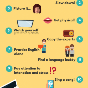 6 tips to take your english to the next level