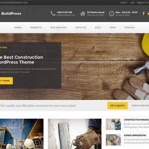 best wordpress themes for affordable business website designs