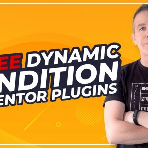 3 FREE Dynamic Visibility & Dynamic Conditions for Elementor Addons