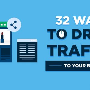 how do i drive traffic to my affiliate website