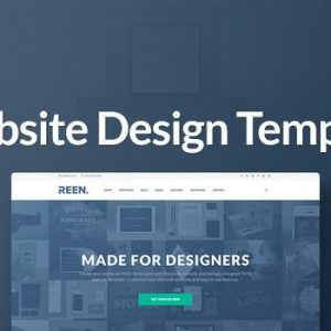 should you be using web design templates