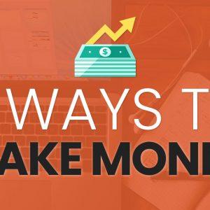 5 ways to make money with wordpress
