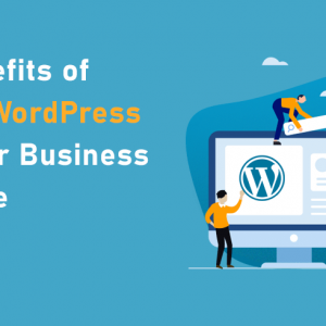 benefits to using wordpress as your website