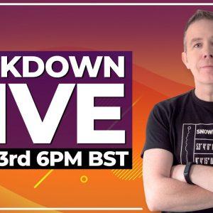 Lockdown Live S02E10 - ACF Aquisition & Elementor Roadmap