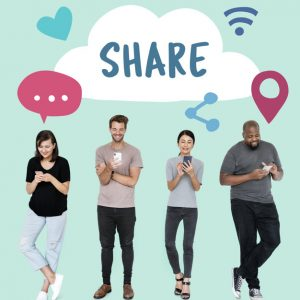 top 4 tips to increase your social shares