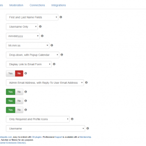 joomla gets better with cb pro community search