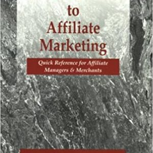 the hitchhikers guide to affiliate marketing