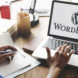 have you considered using wordpress for your small business website