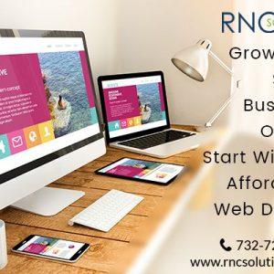 the benefits of affordable website design