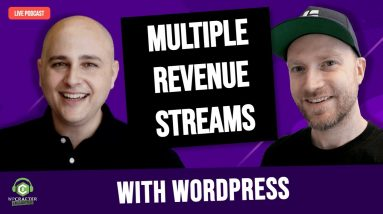 Multiple Revenue Streams with WordPress