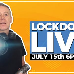 Lockdown Live S02E12 - Successful Affiliate Websites with Alex (WP Eagle)
