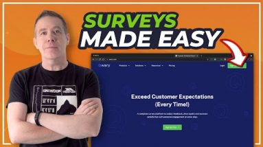 Powerful User Surveys Made Easy   Qwary LTD   First Look