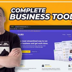 All In One Business Toolkit LTD - Plutio (First Look)