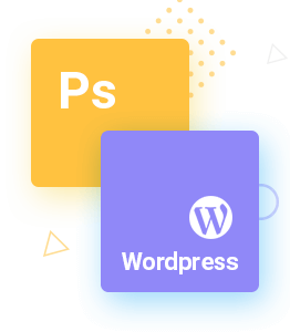 need to hire wordpress developer for custom psd to wordpress services