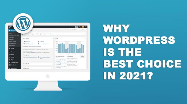 why wordpress is considered as the best content management system