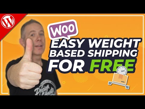 WooCommerce Shipping | Weight Based Shipping | FREE Plugin
