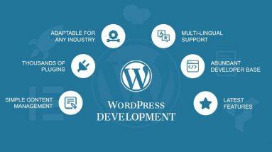benefits of wordpress website development