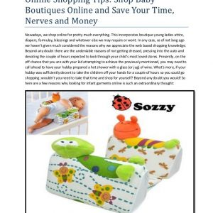 online shopping tips shop baby boutiques online and save your time nerves and money