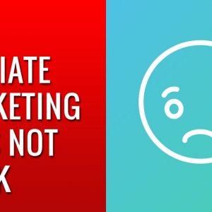 does affiliate marketing still work