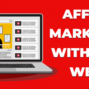 can you do affiliate marketing without a website