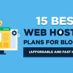 best web hosting tips for blogging