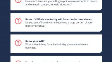 6 tips how to become a good affiliate marketer