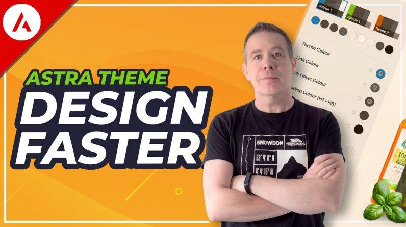 New Global Options - Astra Theme for WordPress