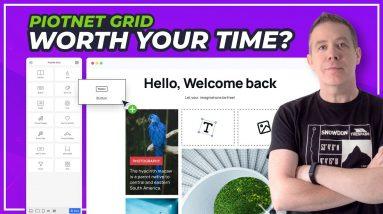 NEW WordPress Post Grid Plugin - PiotnetGrid - Any Good???