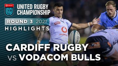 Vodacom URC: Cardiff vs Vodacom Bulls